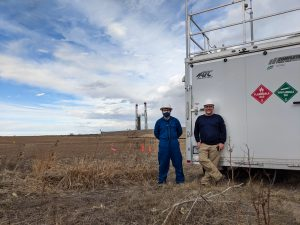UPDATE: AROMA-VOC Onsite with the Colorado Department of Public Health and Environment