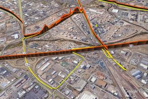 Mobile, lab-quality hazardous air pollutant monitoring  in Denver